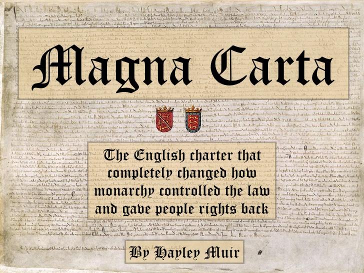 Magna Carta By Hayley Muir 1 728, Fatos Desconhecidos