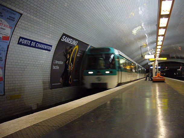 Metro Paris 610x458, Fatos Desconhecidos