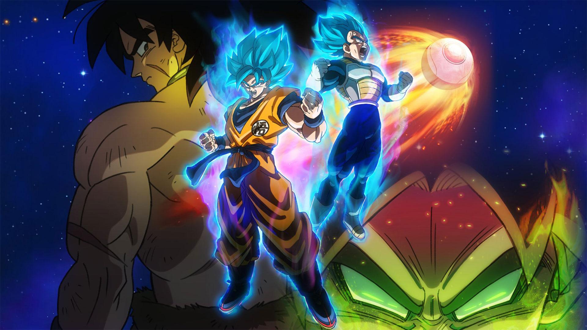 Akira Toriyama fala sobre o retorno de Broly para Dragon Ball Super
