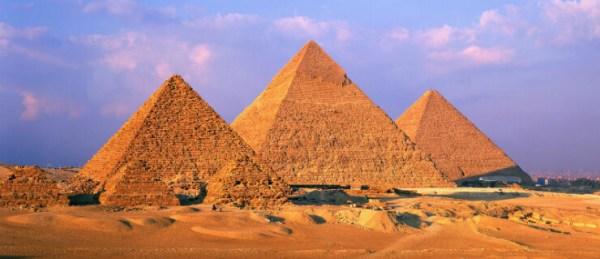 Pyramids Of Giza 600x259, Fatos Desconhecidos