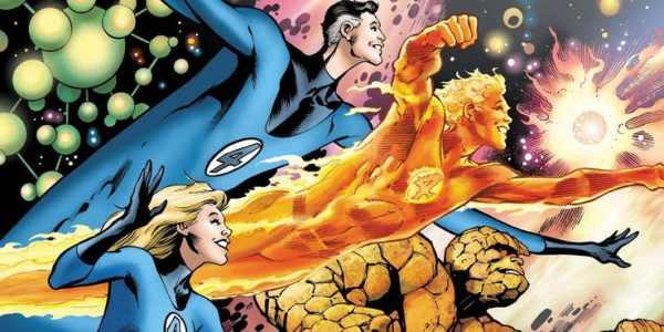 The Fantastic Four Team 600x300, Fatos Desconhecidos