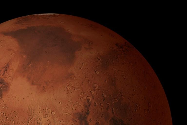 Água em sua forma líquida foi encontrado em Marte depois de anos de pesquisa