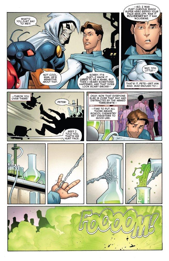 Spider Man Peter Parker Spoiler 1 1125086, Fatos Desconhecidos