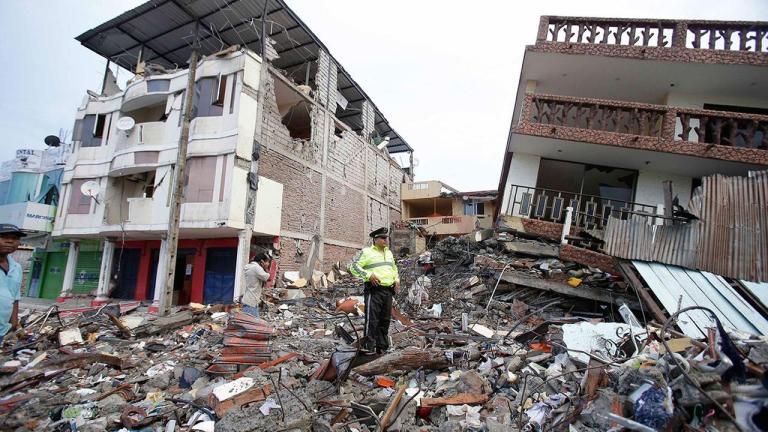 7 terremotos que fizeram mais vítimas nos últimos anos