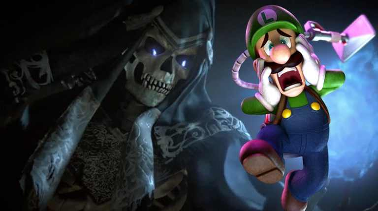 Nintendo acaba de matar o Luigi em vídeo chocante