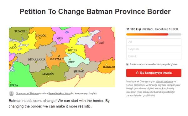 Batman Turquia 600x370, Fatos Desconhecidos