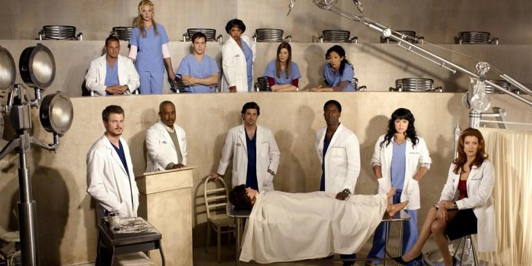 7 erros que você não percebeu em Grey's Anatomy