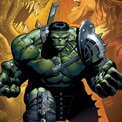 Hulk 500x500, Fatos Desconhecidos