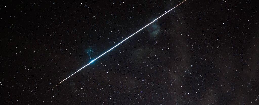 Um meteoro trouxe para Terra um elemento jamais visto pelos humanos