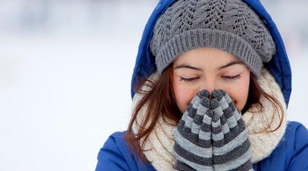 Se você sente muito frio, pode sofrer de doença rara