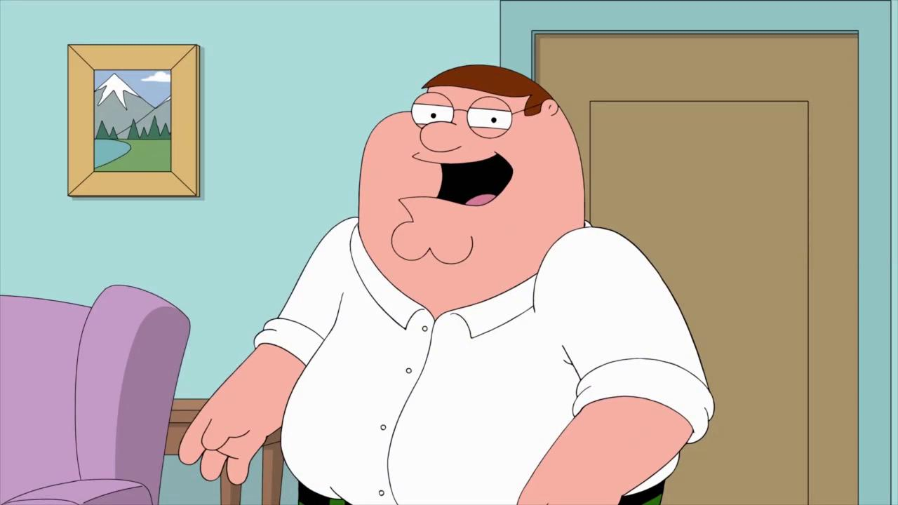 7 coisas mais sem noção que Peter Griffin fez em Family Guy