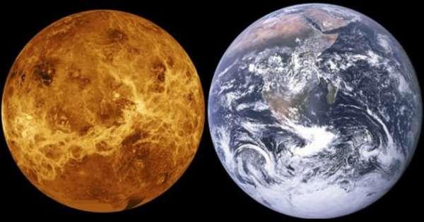 Terra Venus 600x315, Fatos Desconhecidos