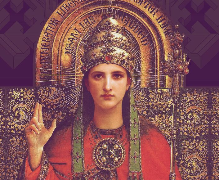 Conheça a Papisa Joana, a suposta primeira mulher a se tornar papa