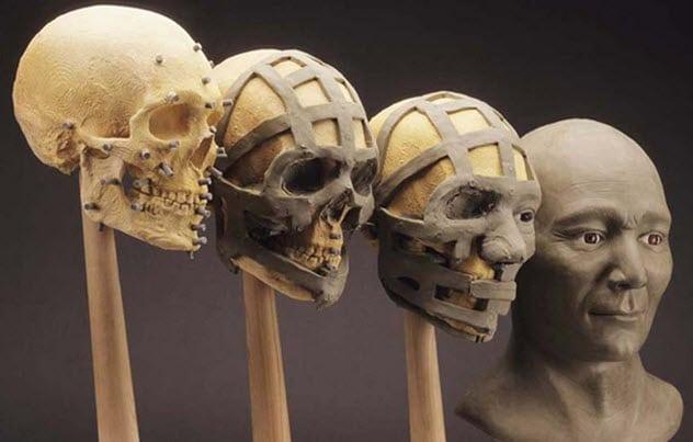 7 corpos mumificados mais fascinantes que não foram descobertos no Egito