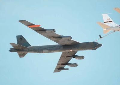 B 52 Refueling, Fatos Desconhecidos