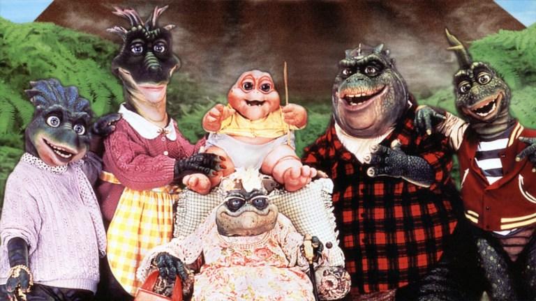 7 coisas que você não sabia sobre A Família Dinossauros