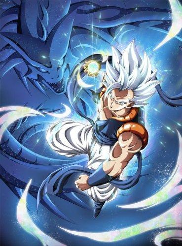 Dragon Ball Ultra Instinct Gogeta Artwork 1133842 369x500, Fatos Desconhecidos