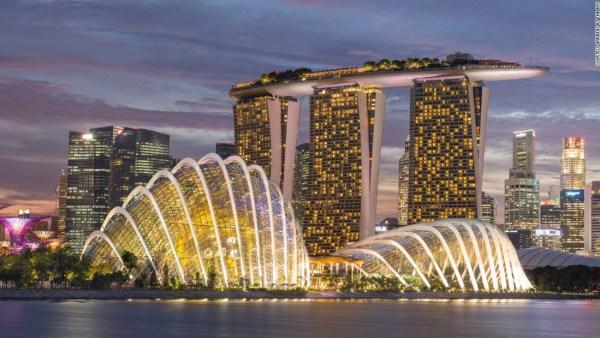 Singapura 600x338, Fatos Desconhecidos
