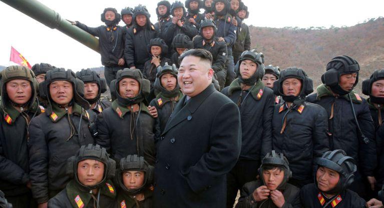 Como realmente seria uma guerra com a Coreia do Norte?
