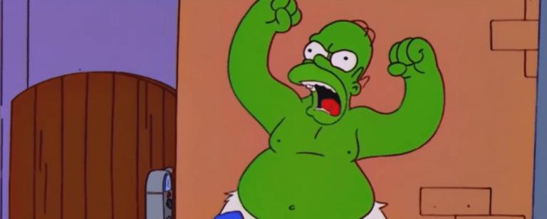 Os Simpsons anos atrás previram parte de Vingadores: Guerra Infinita