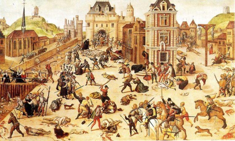 7 mais macabros massacres antigos