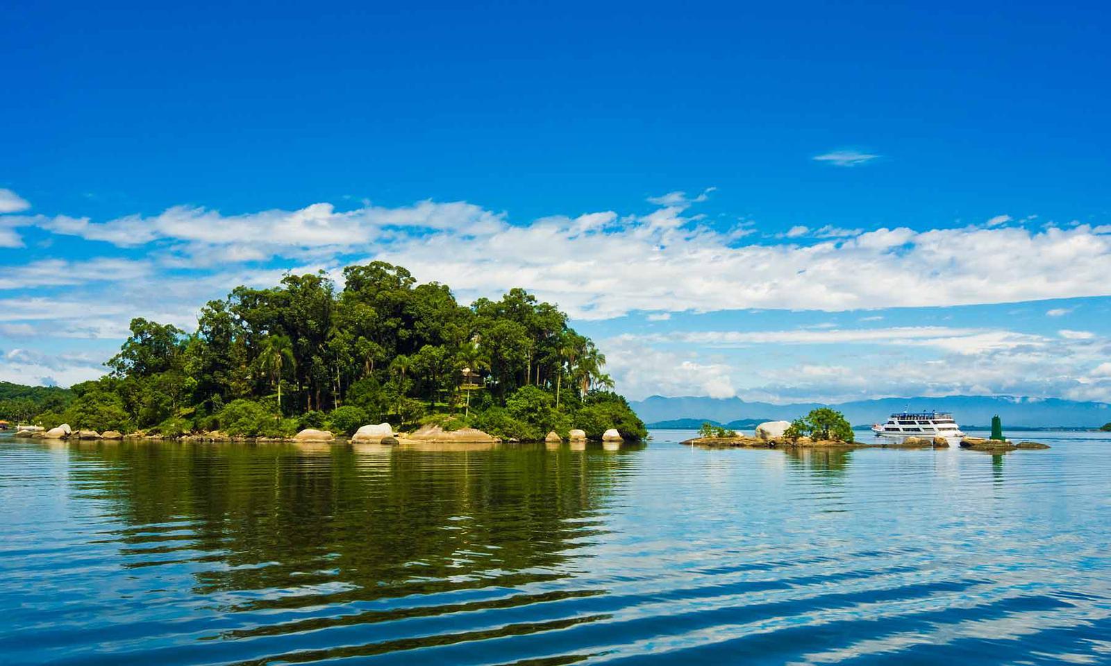 7 ilhas inabitadas onde você gostaria de morar