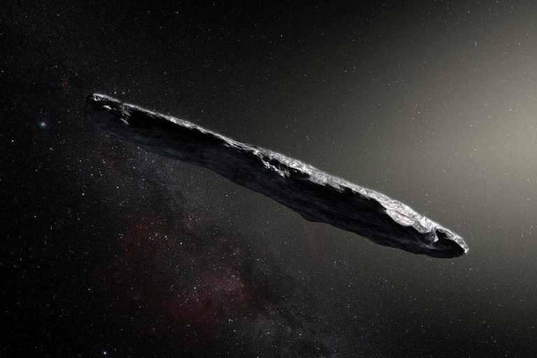 Rochas interestelares podem estar espalhando vida pelo universo