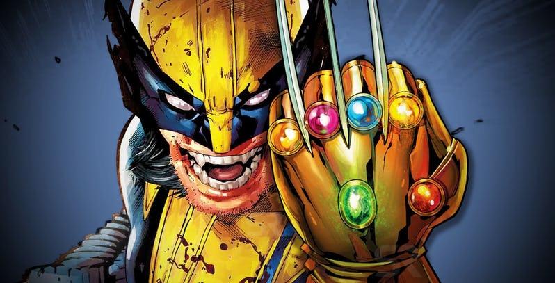 Wolverine é o novo portador da Manopla do Infinito
