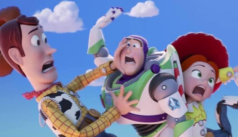 Novo personagem de Toy Story 4 pode ter aparecido em outro filme da Pixar