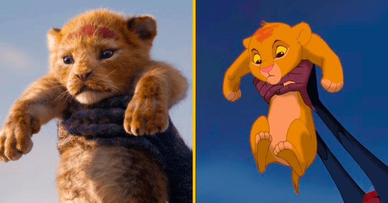 Vídeos provam que O Rei Leão será a adaptação mais fiel de todos os tempos