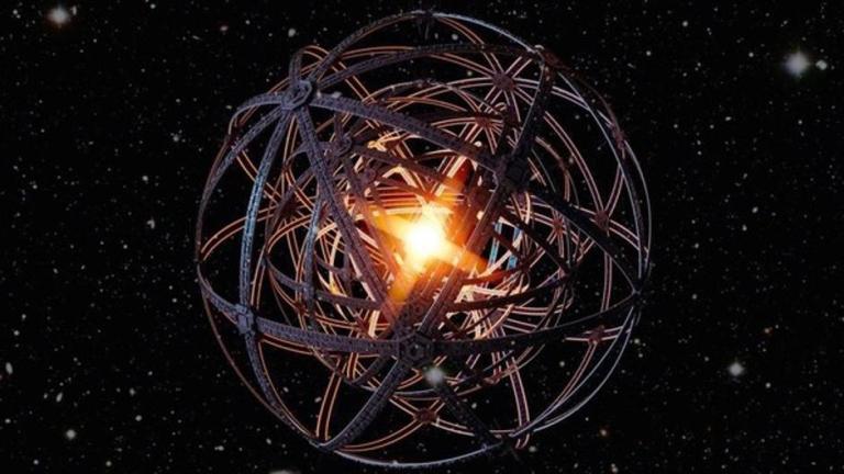 """Uma estrela gigante pode ser na verdade uma """"megaestrutura alienígena"""""""