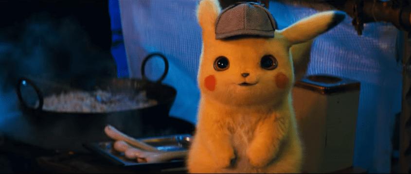 Primeiro trailer de Detetive Pikachu acaba de ser lançado