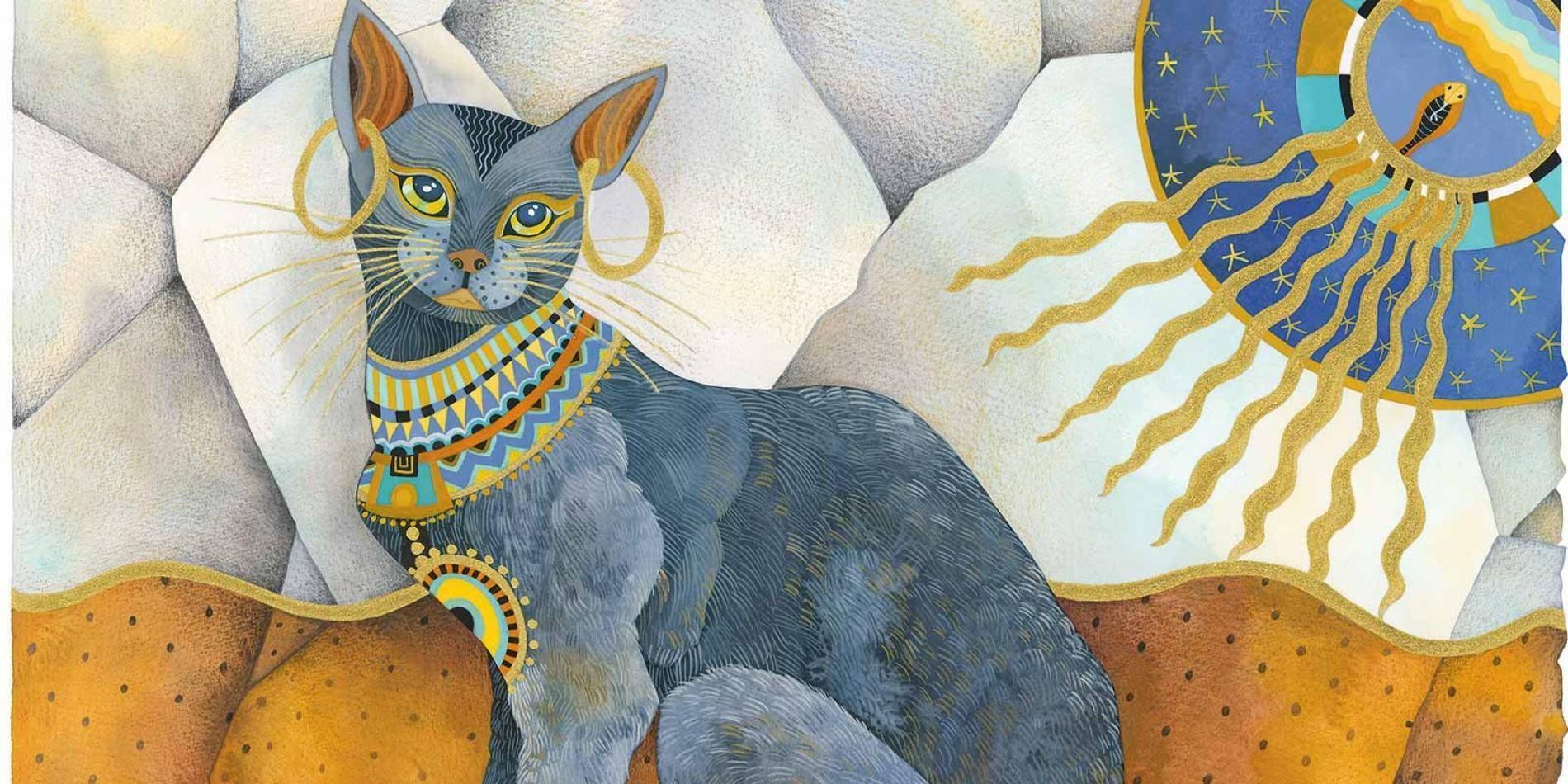 12 coisas que você não sabia sobre Bastet, a deusa gato egípcia