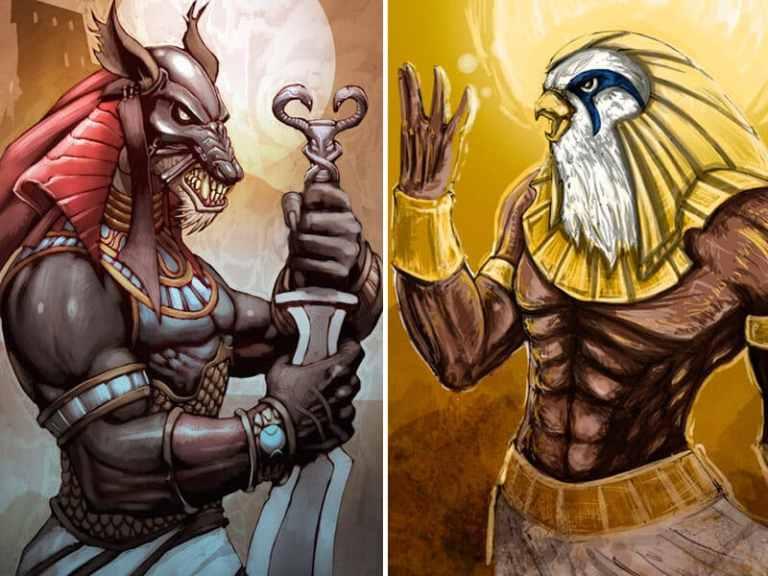 7 coisas que você não sabia sobre o deus Seth, o deus egípcio do caos