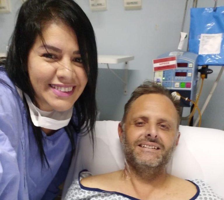 A emocionante história da mulher que doou o rim para o ex-marido, 12 anos após o término