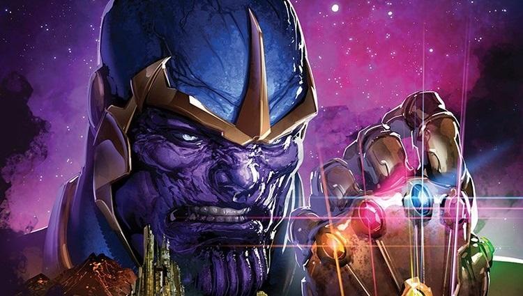 Marvel se prepara para apresentar um novo Thanos nos quadrinhos