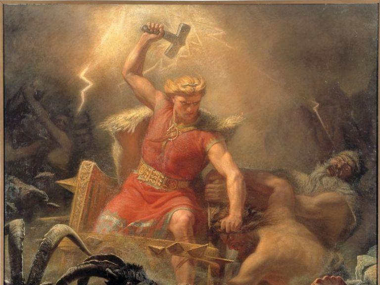 7  curiosidade sobre Thor, o Deus do Trovão