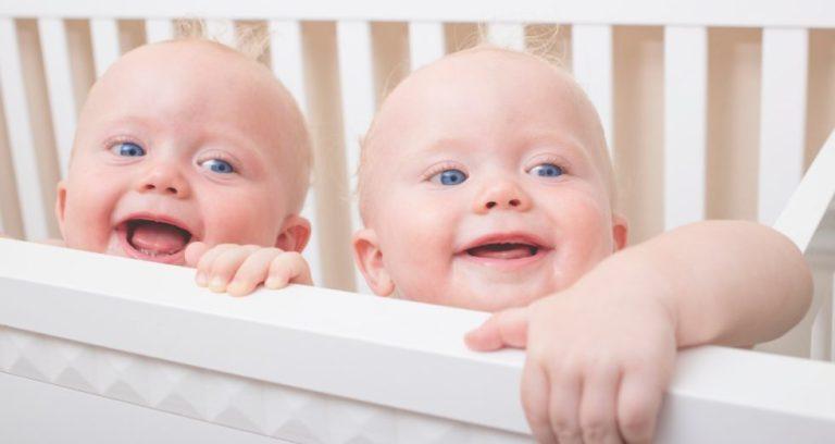 Gêmeos podem nascer com diferença de mais de 1 dia?