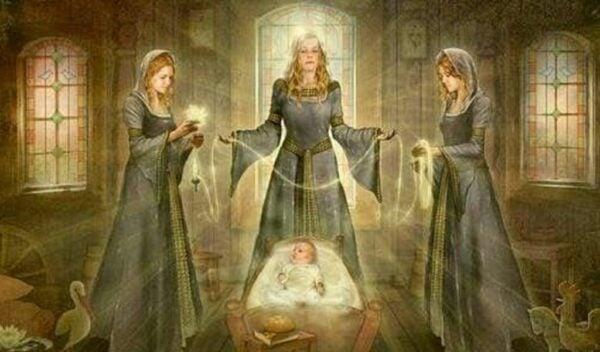 7 coisas que você não sabia sobre as Moiras, as irmãs do destino - Fatos  Desconhecidos
