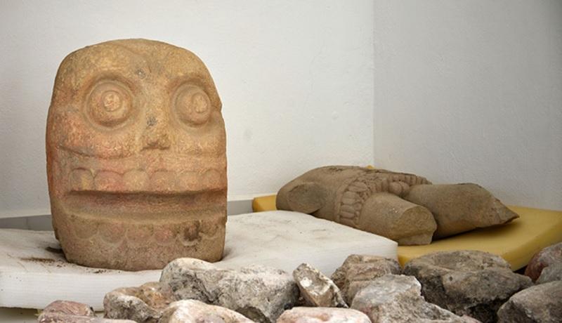 """O templo mexicano que era dedicado ao """"Deus do Esfolamento"""""""