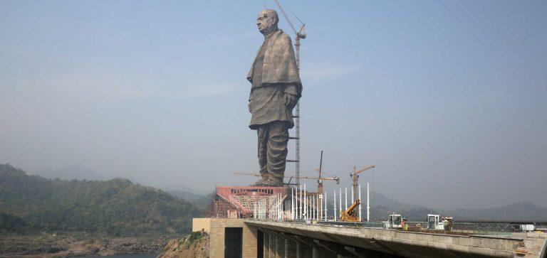 7 maiores estátuas do mundo