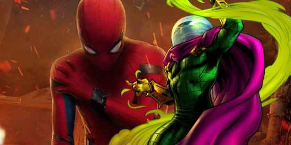 Spider Man Far From Home Mysterio 600x300, Fatos Desconhecidos