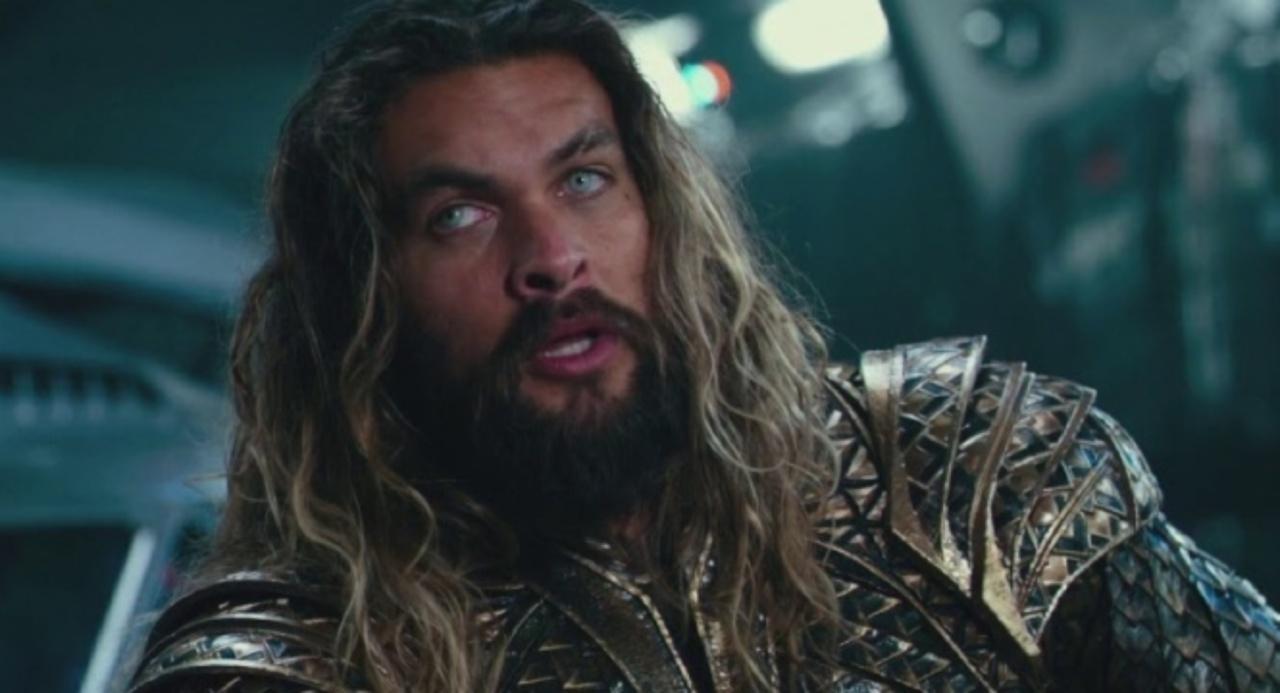 Cena de Aquaman foi censurada em alguns países