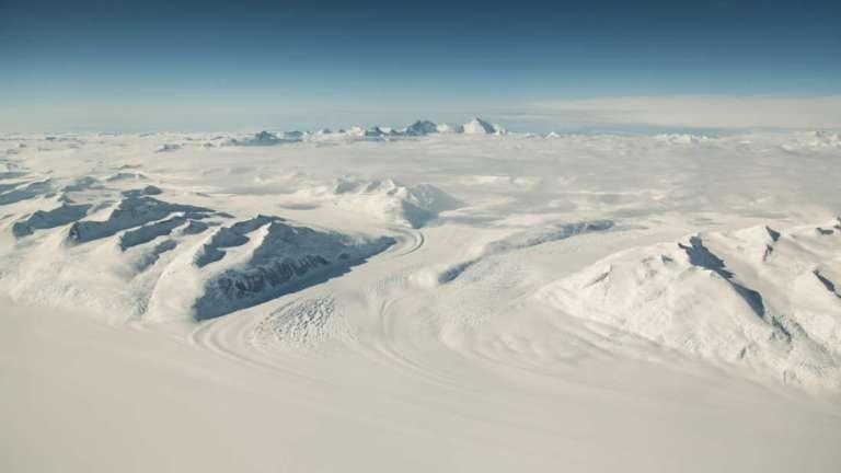 Encontraram vida no lago mais profundo da Antártida