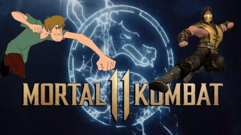 Fãs querem Salsicha como personagem jogável em Mortal Kombat 11