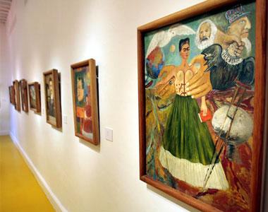 Museu Frida Kahlo 3, Fatos Desconhecidos