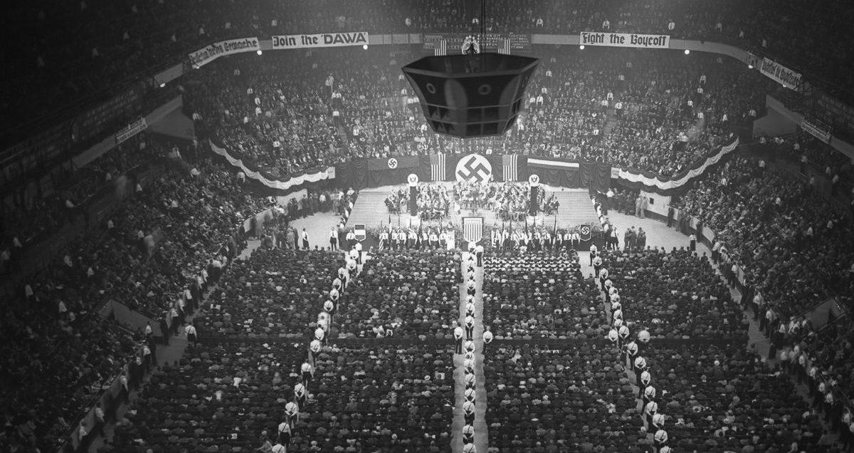 Conheça o estranho comício nazista que aconteceu em 1939 nos Estados Unidos