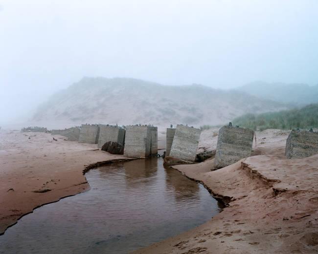 10 imagens que mostram fortificações abandonadas que se tornaram parte da paisagem