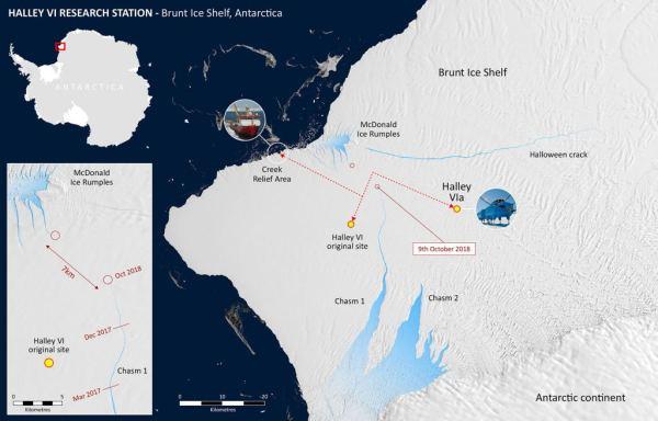 Brunt Ice Shelf V10 09Oct18 1 1024x656 600x384, Fatos Desconhecidos