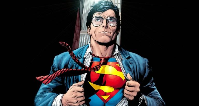 Superman acaba de ganhar uma nova identidade secreta